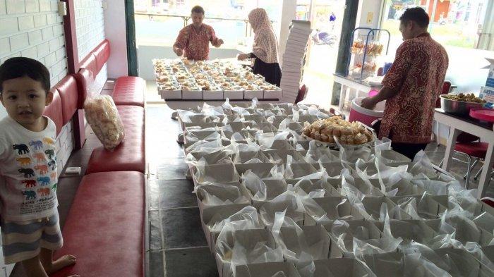 Kemenag Kota Jambi Dukung Nasi Kotak di Acara Pernikahan, Penerapan Protokol Kesehatan Ketat