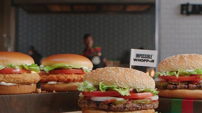 Promo Burger King Hari Ini 16 April 2021 Beragam Menu Mulai Dari Rp5.000 Cocok Buat Buka Puasa