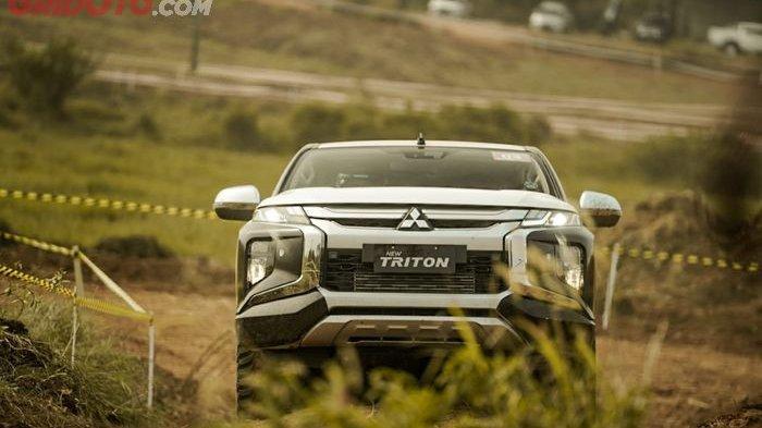 Harga Mobil Double Kabin Mitsubishi New Triton Januari 2021 Mulai Rp 400 Jutaan