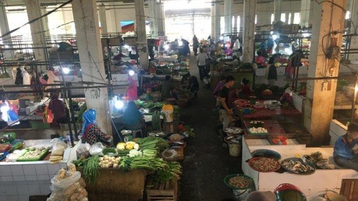 Update Harga Sembako di Pasar Jambi Jelang Ramadan, Harga Bawang Merah Naik Lagi
