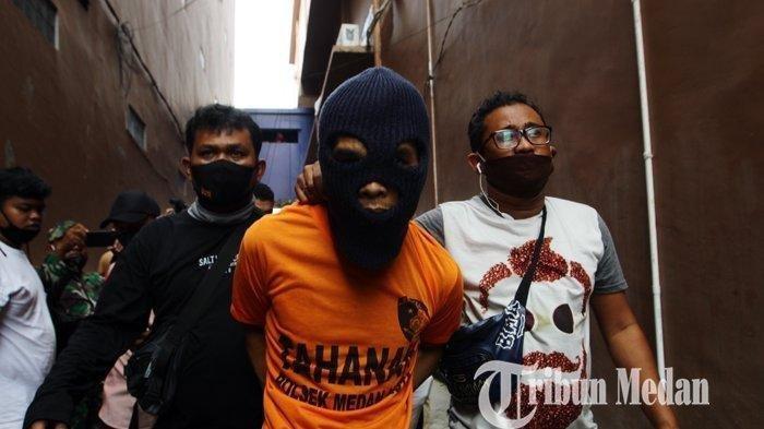 Sakit Hati Dibilang Pelit, Ayah Tiri Bunuh 2 Bocah di Medan, Dianiaya Sebelum Tewas