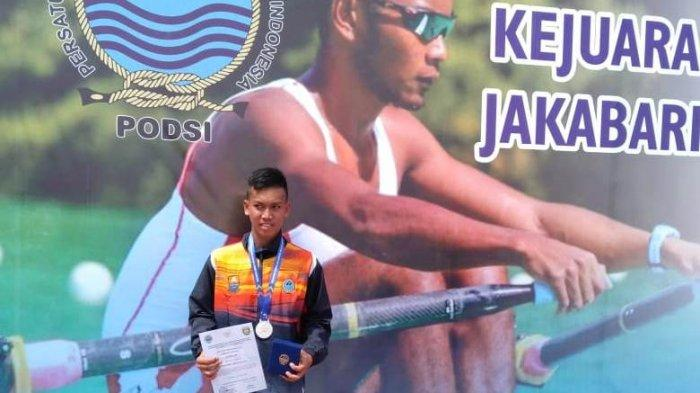 Bela Provinsi Jambi, Sarolangun Kirim Dua Atlet Dayung Terbaik untuk Kejurnas di Danau Sipin