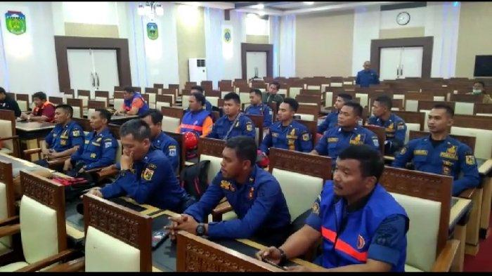 BREAKING NEWS, Pemprov DKI Jakarta Kirim 79 Personel Gabungan Bantu Padamkan Api di Jambi