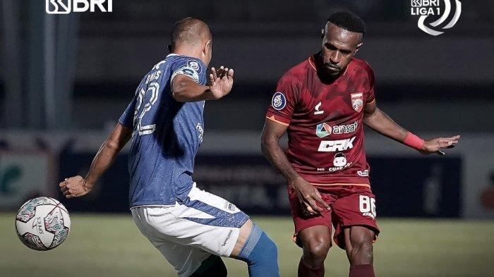 Borneo FC ditahan imbang Persib Badung