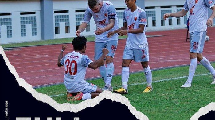 Skor Pertandingan BRI Liga I, PSM Makassar di Puncak Usai Kalahkan Persik 2-3