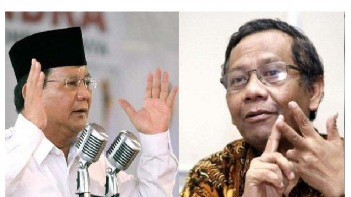 Wawancara Khusus, Mahfud MD Tak Menyangka Prabowo Jadi Menhan,