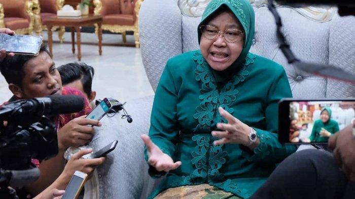 Nasib Kota Surabaya dari Virus Corona Kini, Risma Sebut Sudah Masuk Zona Hijau, Angka Sembuh Naik