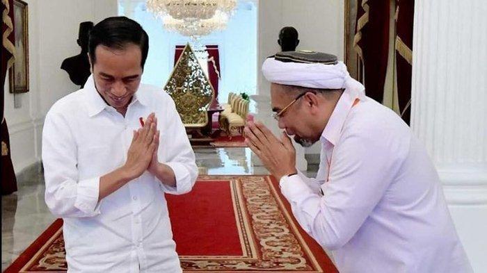 HEBOH Ali Ngabalin Diusir dari Istana, Jokowi Muak Karena Suka Menjilat Ternyata Hoaks, Ini Faktanya