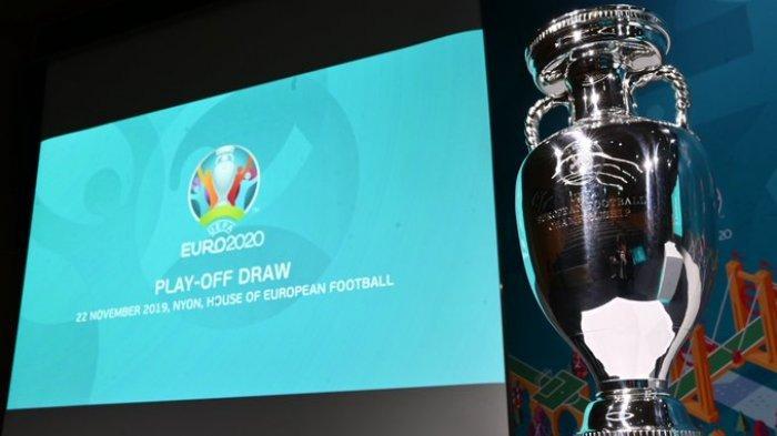 Drawing Playoff EURO 2020 - 16 Negara Berebut 4 Tiket ke Putaran Final Piala Dunia 2020