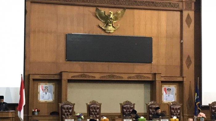 DPRD Muarojambi Gelar Paripurna Hasil Reses, Masalah Infrastruktur Mendominasi