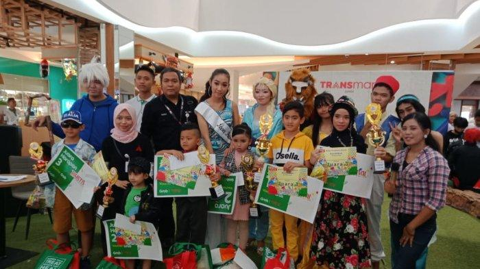 Kemeriahan Kidz Fashion Show Toystival Transmart Jambi