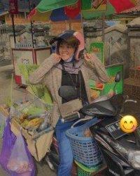 Gadis Cantik Penjual Sayur Keliling, Niat Baik Untuk Bantu Sang Ibu, Adik dan Kakak