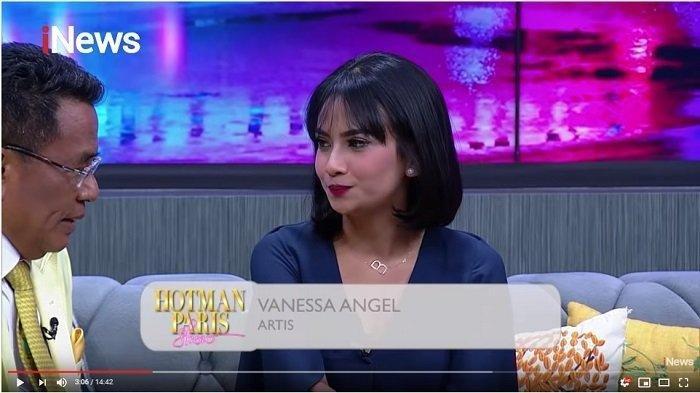 Vanessa Angel Agak Kikuk Ditanya Tobat Oleh Hotman Paris, Jawaban Istri Bibi Buat Hotman Melongo
