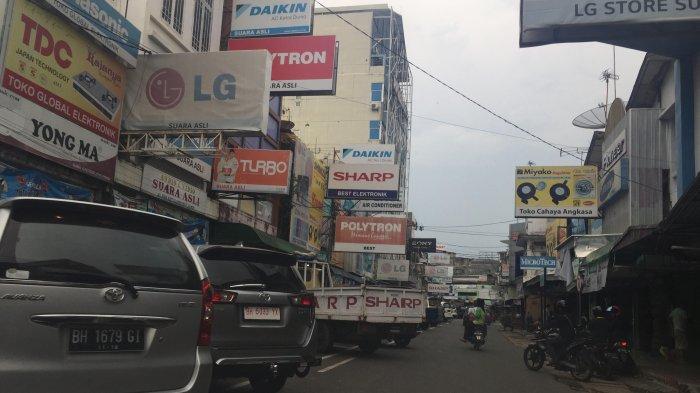 PAD Parkir di Dinas Perhubungan Selama Ramadhan, Ada Peningkatan, Rp 10 Juta Perhari