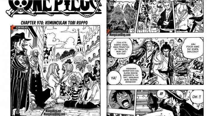 Baca Manga One Piece