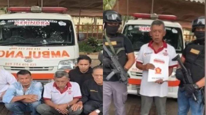 Akui Kirim Ambulans ke Jakarta, Ternyata Berisi Batu, Ini Jawaban Kaget DPC Gerindra Tasikmalaya