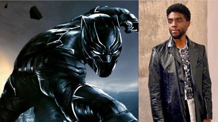 Chadwick Boseman Pemeran Black Panther Dibawa ke RS Jantung Pakai Kursi Roda & Terlihat Kurus