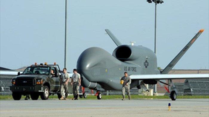 Global Hawk, Drone Canggih Korea Selatan Bisa Intai Kim Jong Un di Persembunyian, Ini Kelebihannya