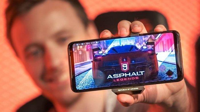 Bocor ke Publik, Tampilan & Spesifikasi ASUS ROG Phone 2, Hape Gaming dengan RAM 12 GB