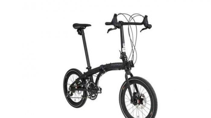 Deretan Harga Sepeda Lipat Terbaru, Pacific, Element, hingga Polygon, Mulai dari Rp 3 Jutaan