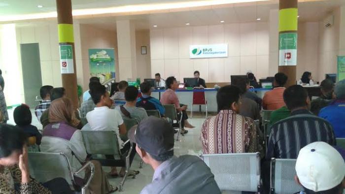1.400 Perusahaan di Jambi Nunggak Bayar Iuran BPJS Ketenagakerjaan