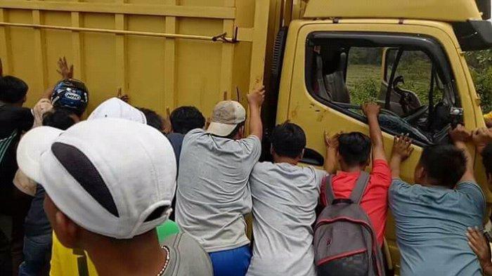 Lagi, Anak Sekolah Tewas Tertabrak Truk Batubara di Batanghari