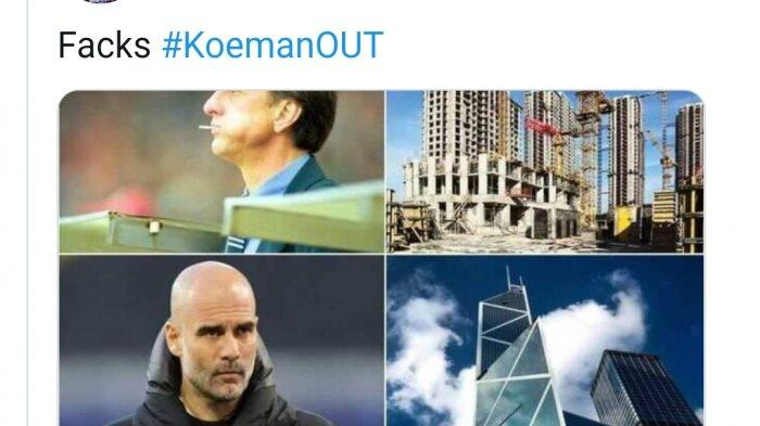 Ronald Koeman setelah Laga Imbang Cadiz vs Barcelona: Anda Harus Realistiss