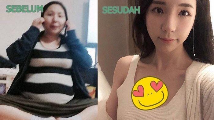 Gendut Usai Melahirkan Suami Mencemooh, Park Jee Won Turunkan 40 Kg dalam 10 Bulan, Lihat Hasilnya