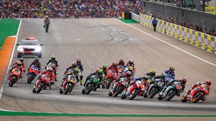 JADWAL dan Link Nonton MotoGP Portugal 2020 Hari Ini, 22 November 2020 Live di Trans7.co.id!