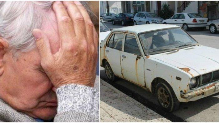 Astaga! Bertemu Lagi dengan Mobilnya 20 Tahun Kemudian, Bukan Dicuri Tapi Lupa Parkir Dimana