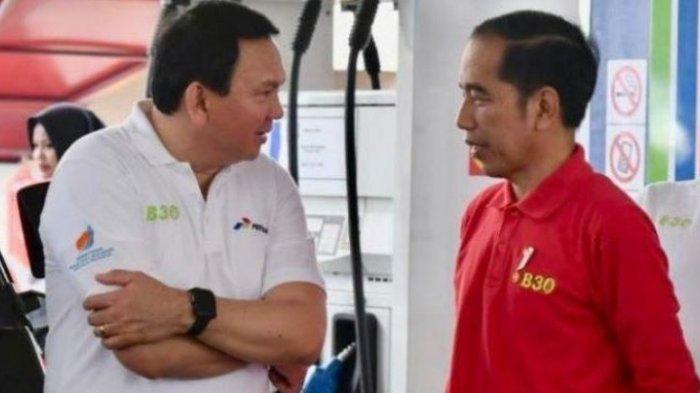 AHOK Akan Jadi Menteri Jokowi, 9 Nama Ini Diiisukan Bakal Jadi Menteri Baru, Nadiem Isi Jabatan Baru