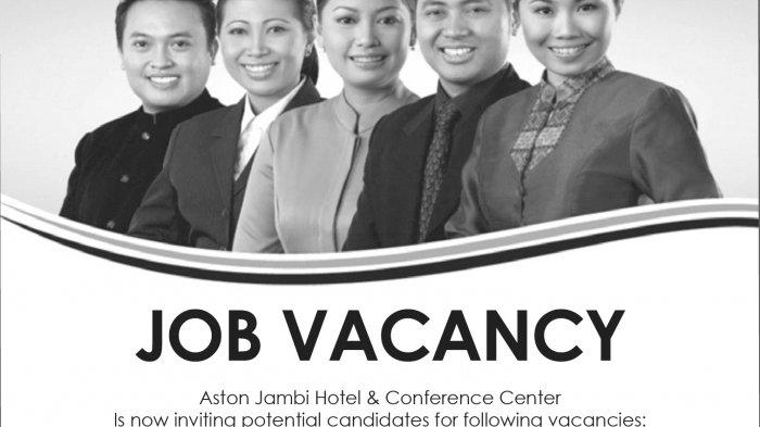 Lowongan Kerja di Aston Jambi Hotel