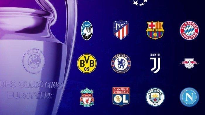 Jadwal Liga Champions 16 Besar Leg 1 - Atletico Madrid vs Liverpool, Tottenham, Barcelona, Juventus