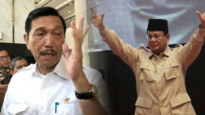 Luhut Marah Besar ke Anak Buah Prabowo Subianto di Gerindra Karena Katakan Ini ke Erick Thohir