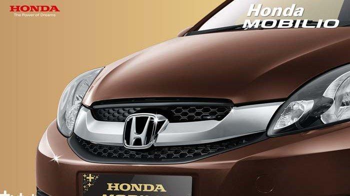 Honda Mobilio 2019 tampak depan
