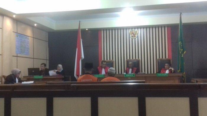 Baru 2 Hari Kerja Langsung Ditangkap Polisi, Terdakwa Ilegal Driling Ini Bingung Saat Ditanya Hakim