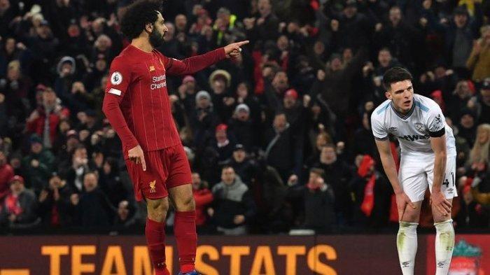Samai Catatan Manchester United, Liverpool Berpeluang Pecahkan Rekor di Premier League