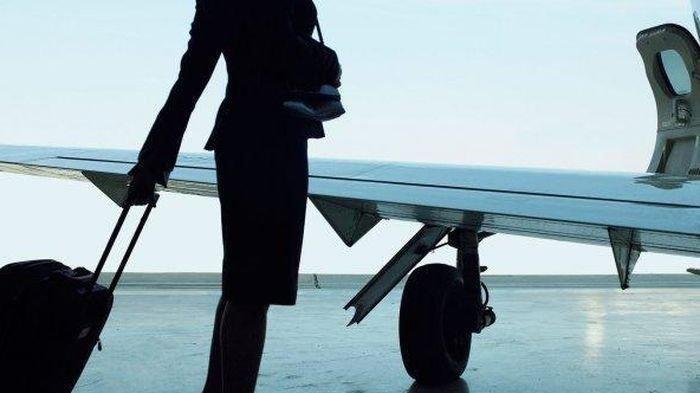 Dalam Waktu 2 Tahun, Pramugari ini Menghasilkan Uang Rp 13 Miliar, Toilet Pesawat Jadi Saksi