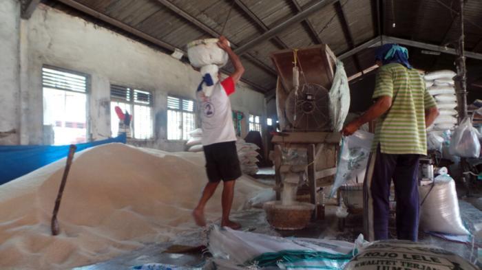 Pemerintah Pusat Beri Bantuan 2,5 Ton Gabah Untuk Lumbung Pangan Tanjabtim