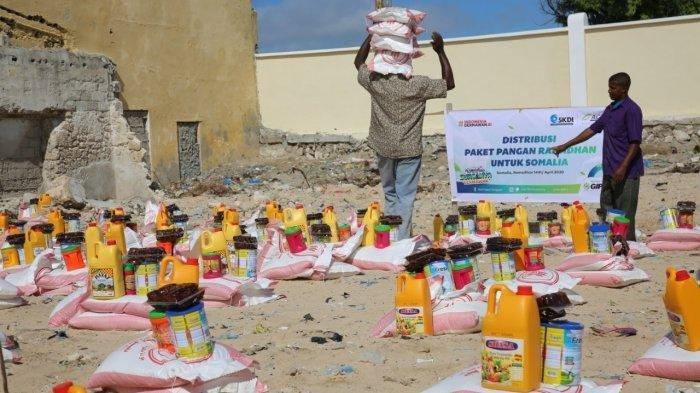 Somalia Dihantam Bom saat Hari Raya Idul Fitri, 5 Tewas 20 Orang Luka-luka