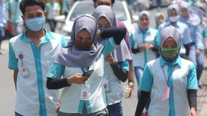 Syarat Karyawan Bergaji di Bawah Rp 5 Juta Untuk Mendapatkan Bantuan Rp 600 per Bulan