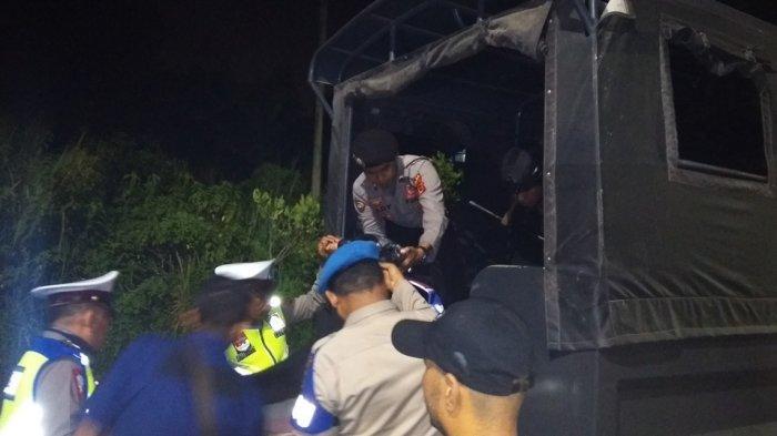 Ugal-ugalan Pembalap Liar di Jambi Ditangkap Polisi, Ketakutan Ngaku dari Rumah Sakit