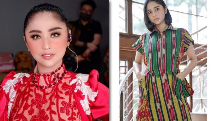 Bawakan Lagu Lathi-nya Weird Genius feat Sara Fajira, Dewi Perssik Tuai Pro Kontra soal Suara