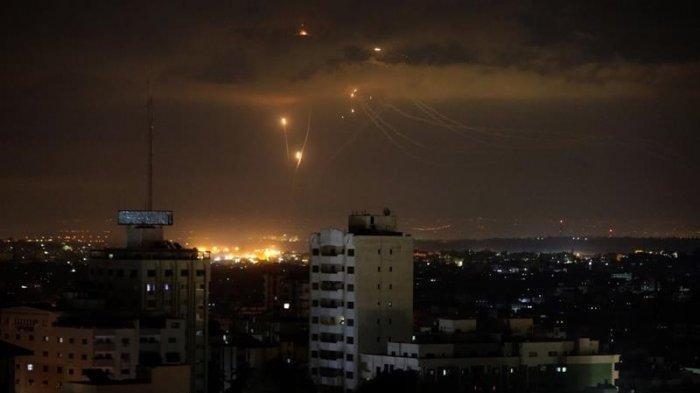 Kondisi Rumah Sakit Indonesia di Gaza Kena Serangan Udara Israel, Tangisan dan Darah Berceceran