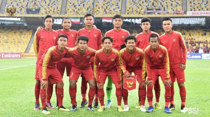 Link Live Streaming Timnas U-16 Indonesia Vs India MNC TV Malam Ini Kick Off 19.45 WIB