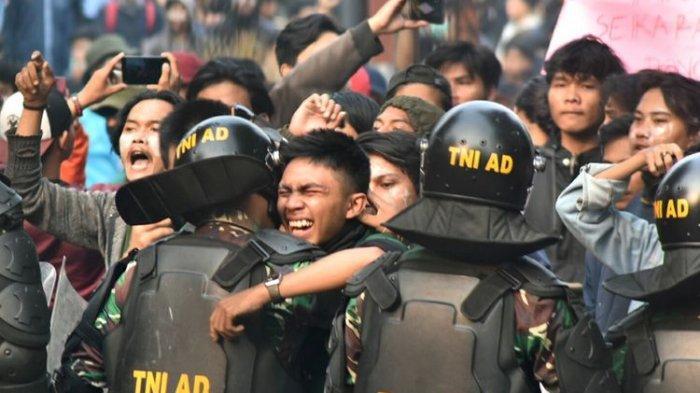 232 Orang Jadi Korban & 3 Dikabarkan Kritis Saat Demo UU KPK dan RKUHP di Berbagai Kota