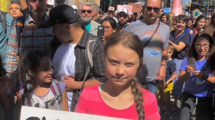 Siapakah Greta Thunberg, Remaja 16 Tahun yang Memarahi Pemimpin Dunia pada KTT Perubahan Iklim PBB?