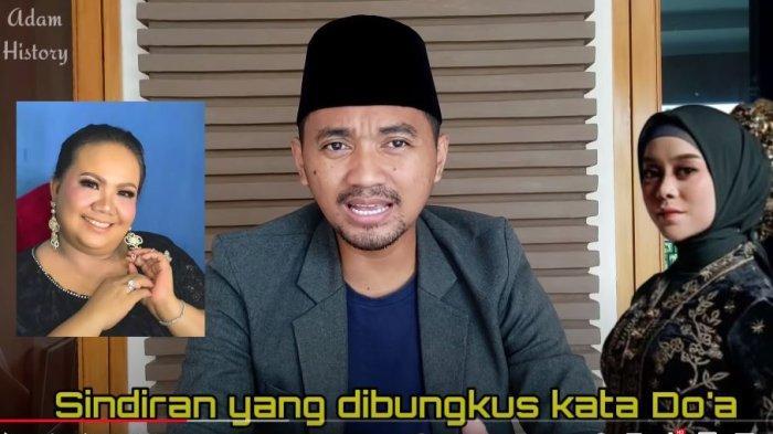 Aty Kodong Diserang Usai Posting Foto Lesti Kejora, Ustaz Adam Ilyasin: Sindiran Dibungkus Kata Baik