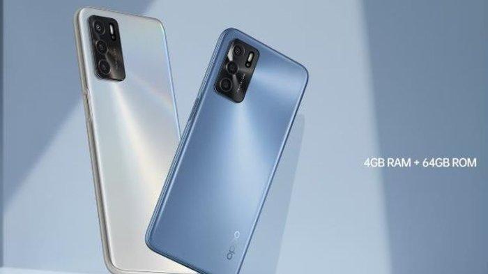 Harga Oppo September 2021 - Oppo A16 RAM 4GB Dijual Rp 2 Jutaan, Oppo A54, Oppo Reno5