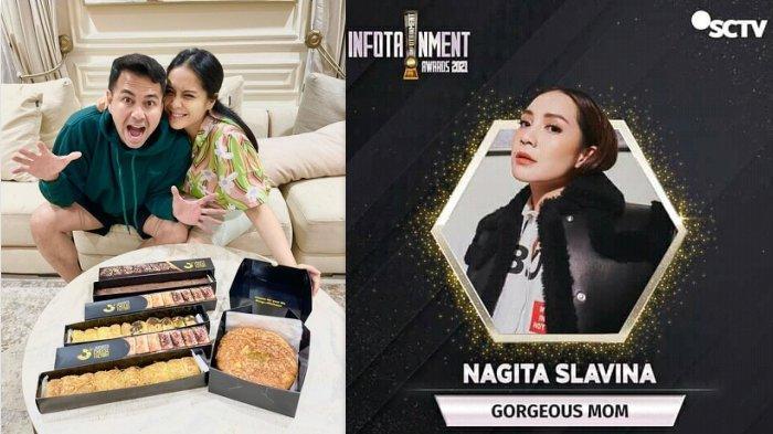 Raffi Ahmad Raih 3 Penghargaan, Nagita Slavina Jadi Gorgeous Mom Kalahkan Ayu Ting Ting